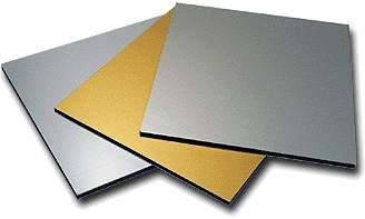 Печать изображений на композитных панелях