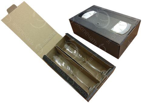 коробка под фужеры