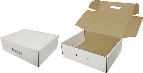 самосборная коробка из гофрокартона
