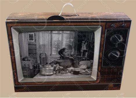 коробка телевизор