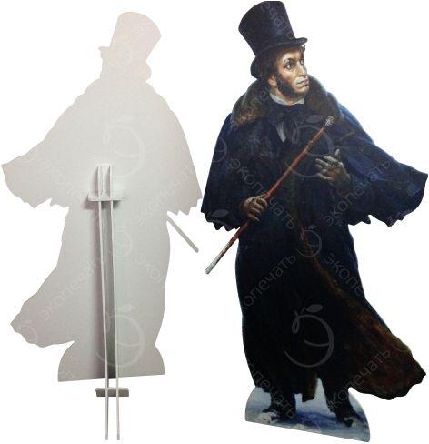 ростовая фигура Пушкин